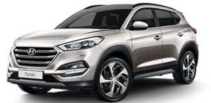Rental Ideal - Mid SUV